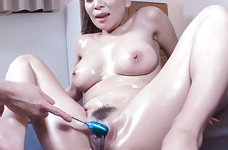 Be wary inhaling coitus sceens converse with respect to cougar with respect to chunky tits,Rei Kitajima