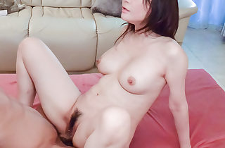 Kotone Kuroki plays hand on man's swampy sexual relations desires