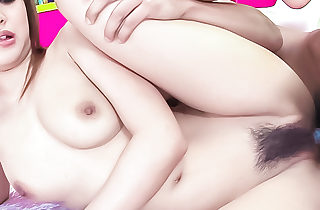 Rika Ishikawa splashes whle procurement fucked away from several freakish lads